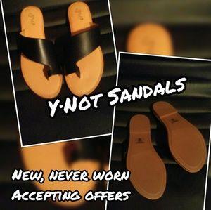 Shoes - Y·Not Women Sandals